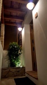 El Arriate puerta