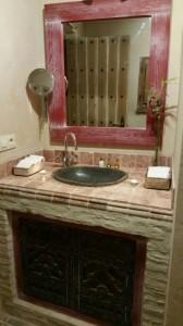 El Arriate baño