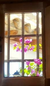 El Arriate Estudio detalle de la ventana