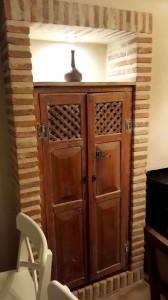 El Arriate detalle armario